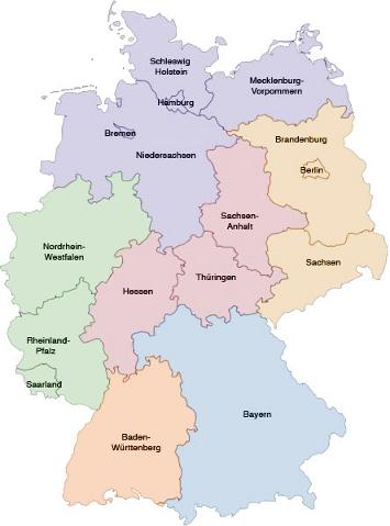 Aktueller Stand Deutschlandspiel